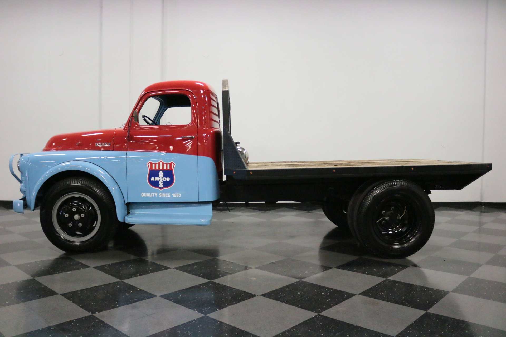 1952 dodge b series truck stake bed
