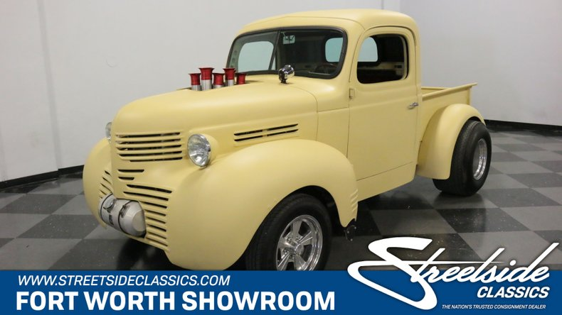 For Sale: 1940 Dodge 1/2-Ton Pickup