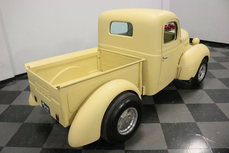 1940 Dodge 1/2-Ton Pickup 30