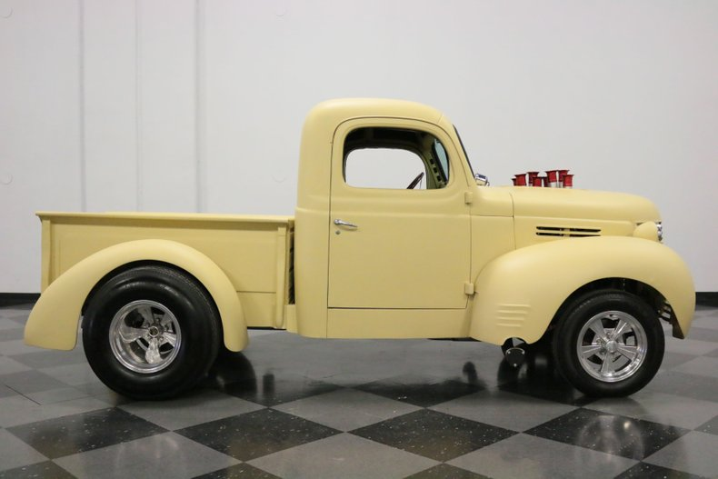 1940 Dodge 1/2-Ton Pickup 34