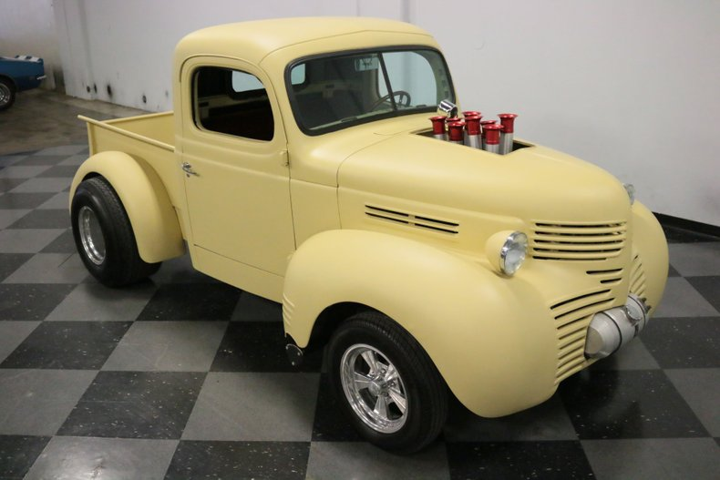 1940 Dodge 1/2-Ton Pickup 75