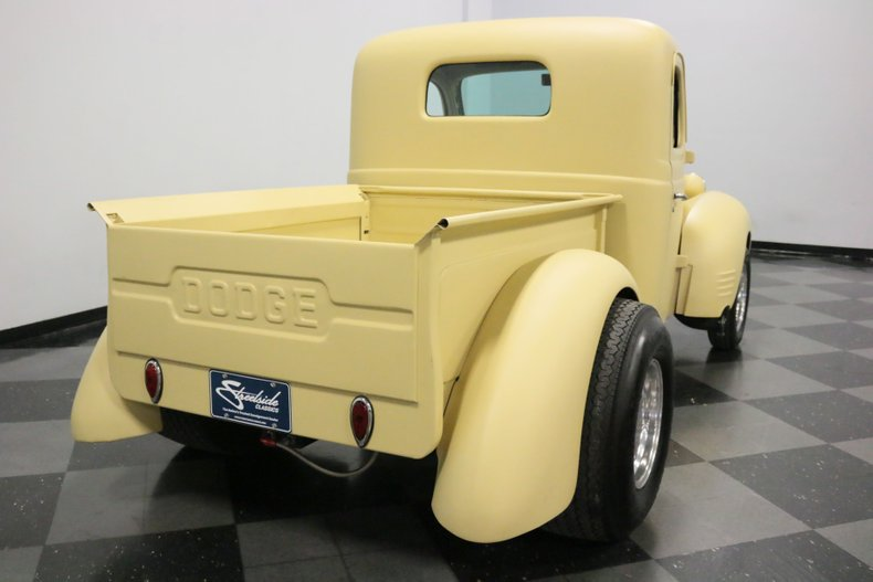 1940 Dodge 1/2-Ton Pickup 12