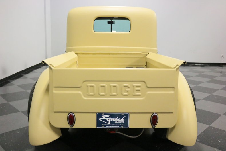 1940 Dodge 1/2-Ton Pickup 11