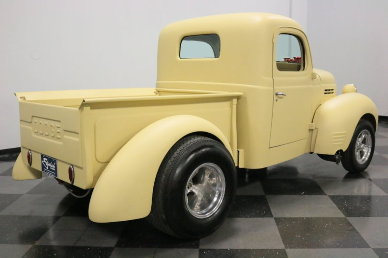 1940 Dodge 1/2-Ton Pickup 13