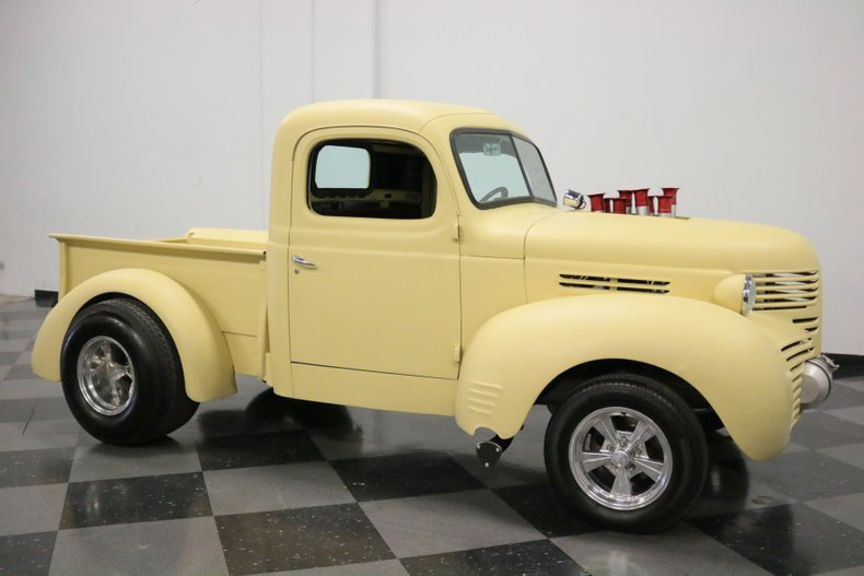 1940 Dodge 1/2-Ton Pickup 16