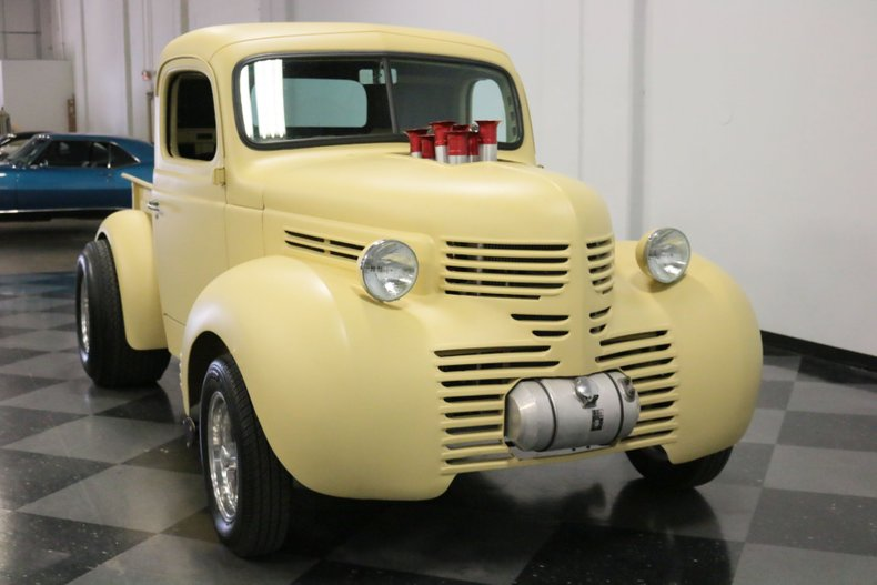 1940 Dodge 1/2-Ton Pickup 18