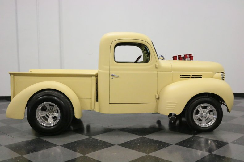 1940 Dodge 1/2-Ton Pickup 15
