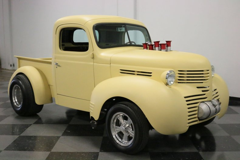 1940 Dodge 1/2-Ton Pickup 17