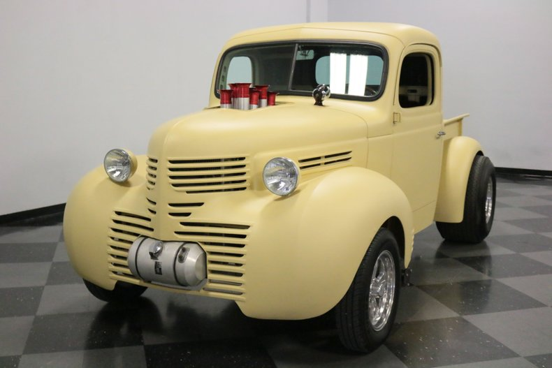 1940 Dodge 1/2-Ton Pickup 20