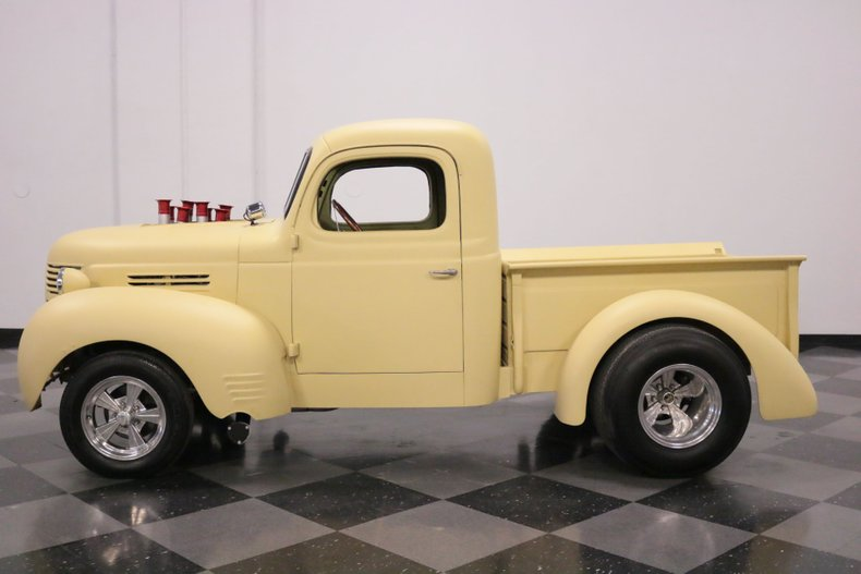 1940 Dodge 1/2-Ton Pickup 7