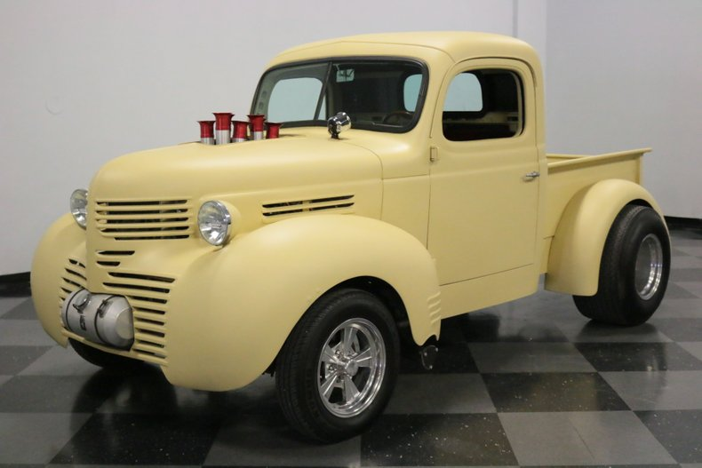 1940 Dodge 1/2-Ton Pickup 5