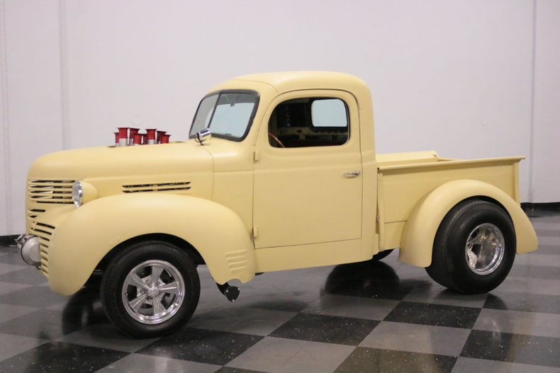 1940 Dodge 1/2-Ton Pickup 6