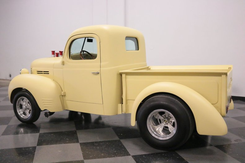 1940 Dodge 1/2-Ton Pickup 8