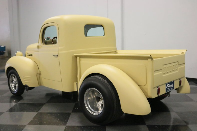1940 Dodge 1/2-Ton Pickup 9