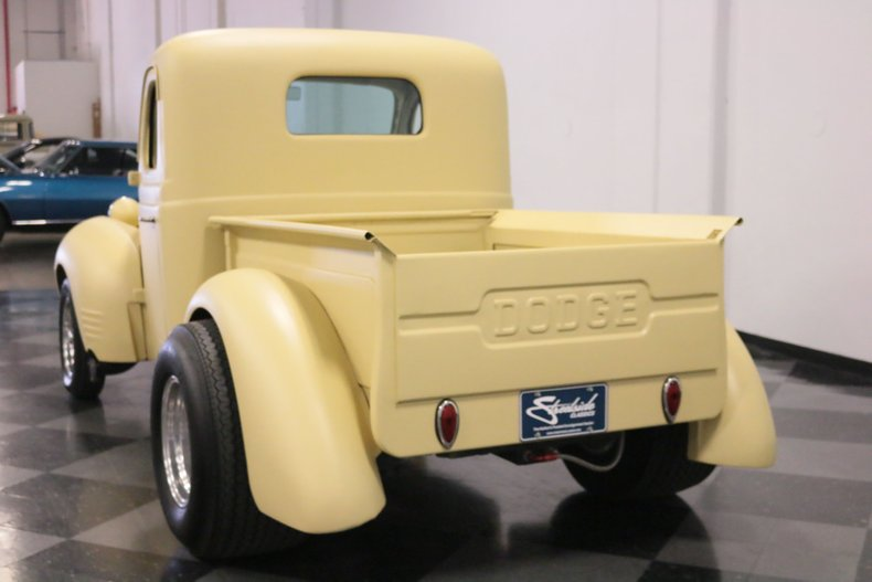 1940 Dodge 1/2-Ton Pickup 10