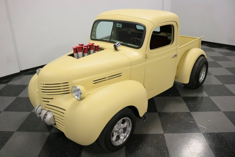 1940 Dodge 1/2-Ton Pickup 21