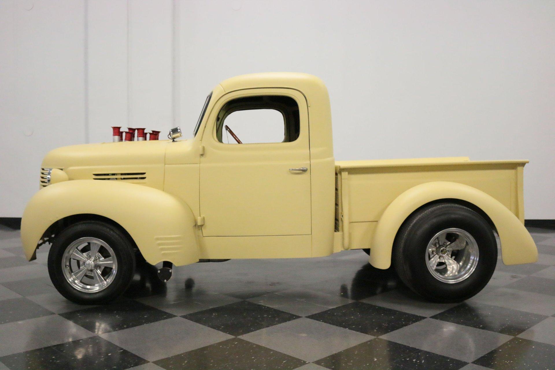 1940 dodge 1 2 ton pickup