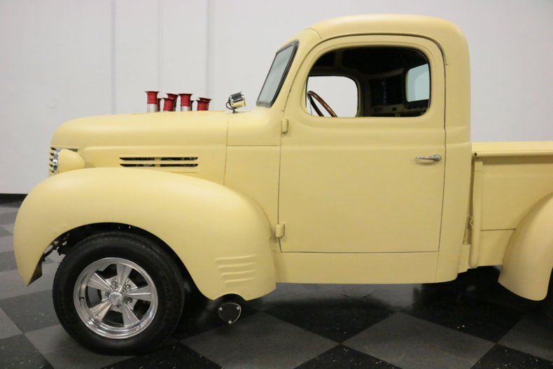 1940 Dodge 1/2-Ton Pickup 26
