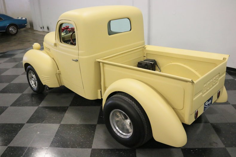 1940 Dodge 1/2-Ton Pickup 76