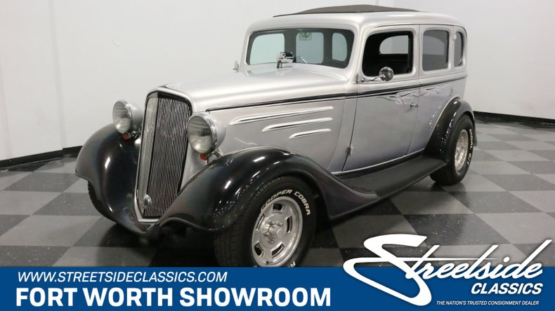 For Sale: 1935 Chevrolet Master
