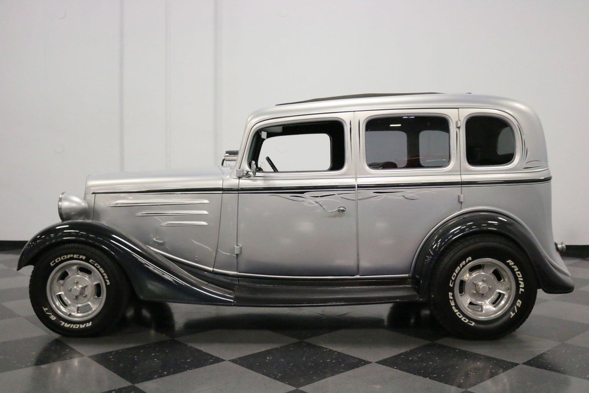 1935 chevrolet master streetrod