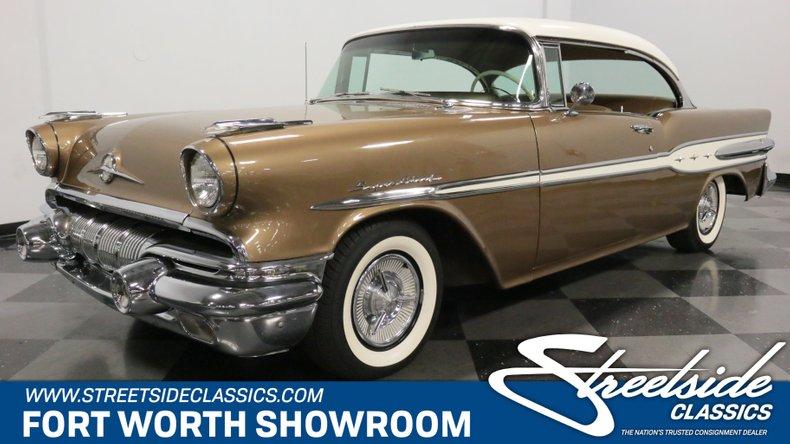 For Sale: 1957 Pontiac Super Chief