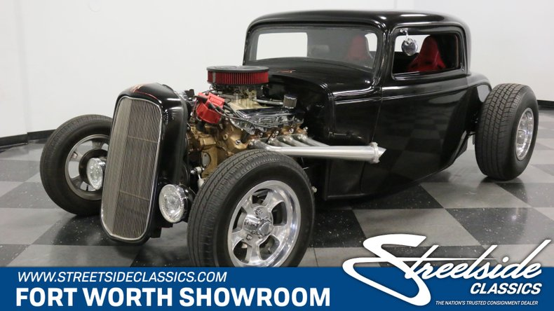 For Sale: 1932 Ford Model A