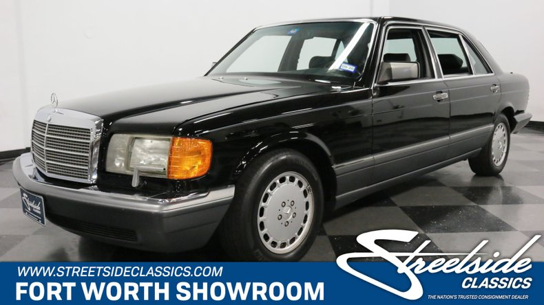 For Sale: 1990 Mercedes-Benz 560SEL