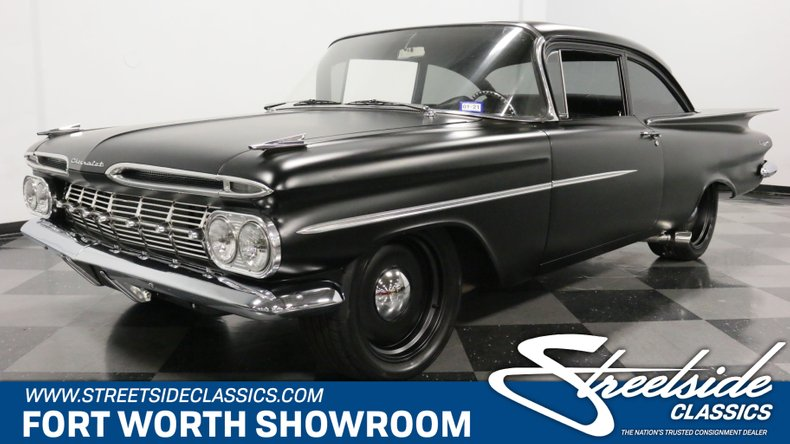 For Sale: 1959 Chevrolet Biscayne