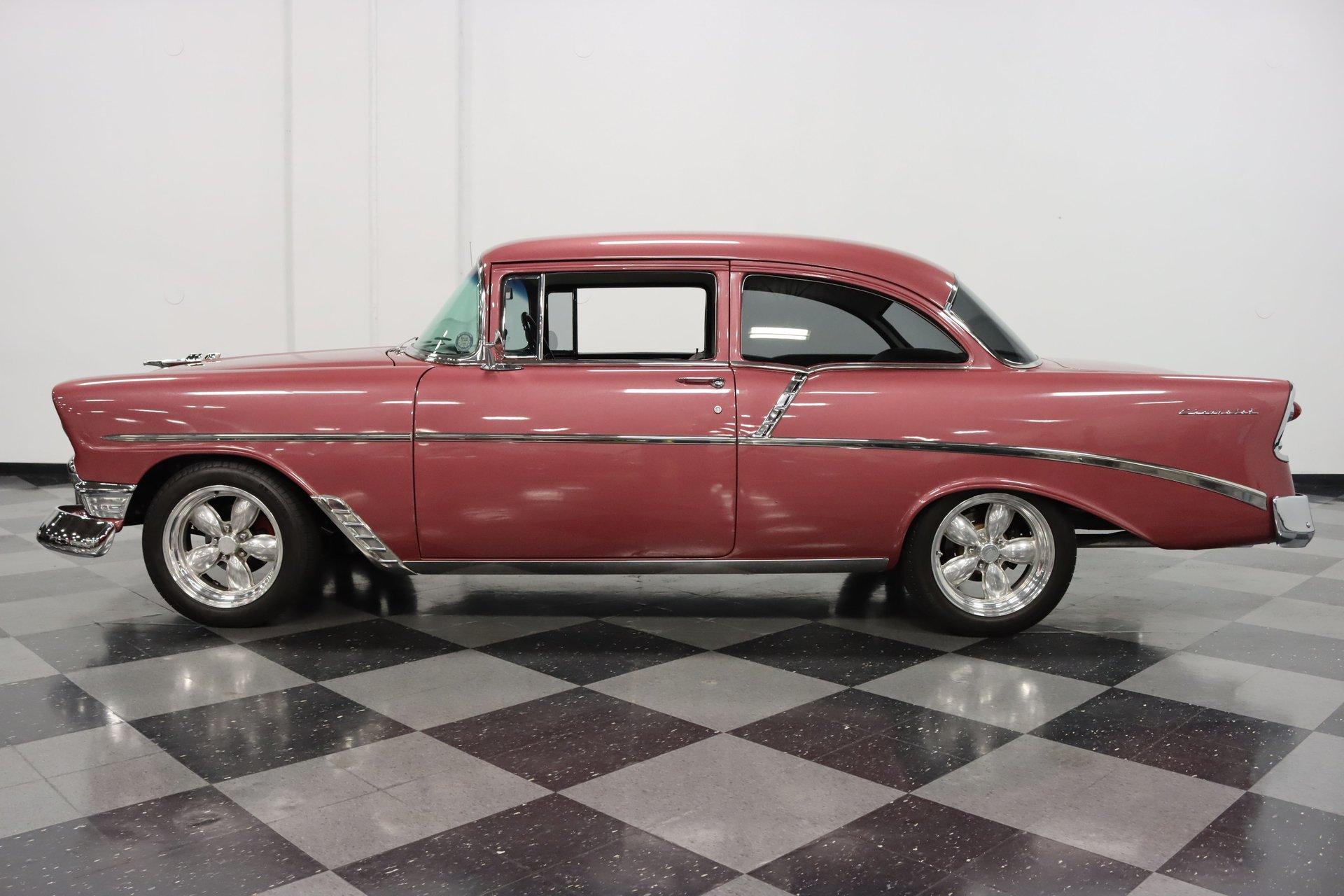 1956 chevrolet 210 del ray restomod