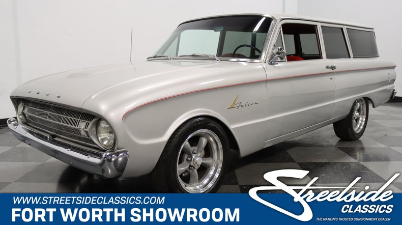 For Sale: 1961 Ford Falcon