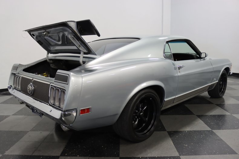 1970 Ford Mustang 42