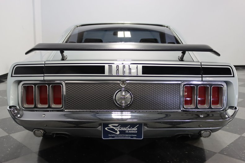 1970 Ford Mustang 81
