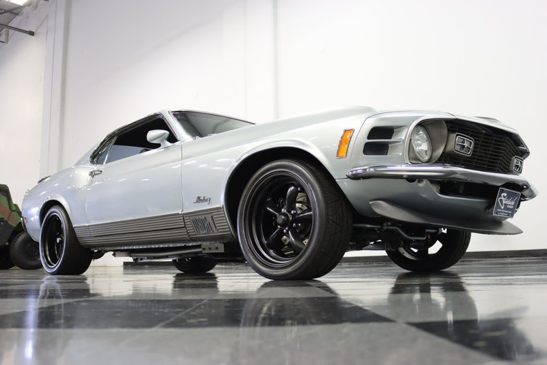 1970 Ford Mustang 38