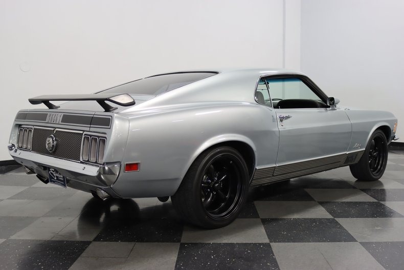 1970 Ford Mustang 13