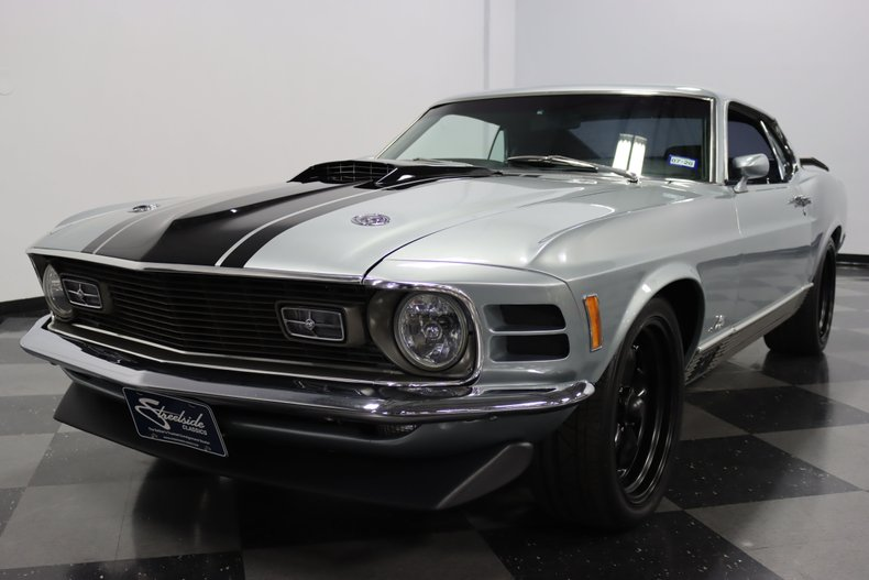 1970 Ford Mustang 20