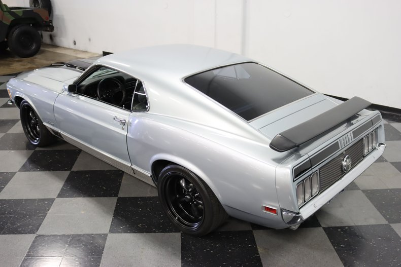 1970 Ford Mustang 79