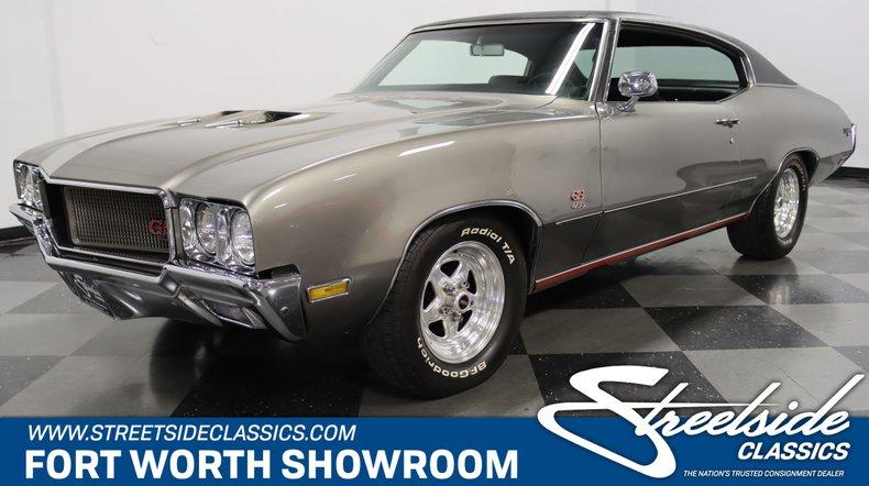 For Sale: 1970 Buick Skylark