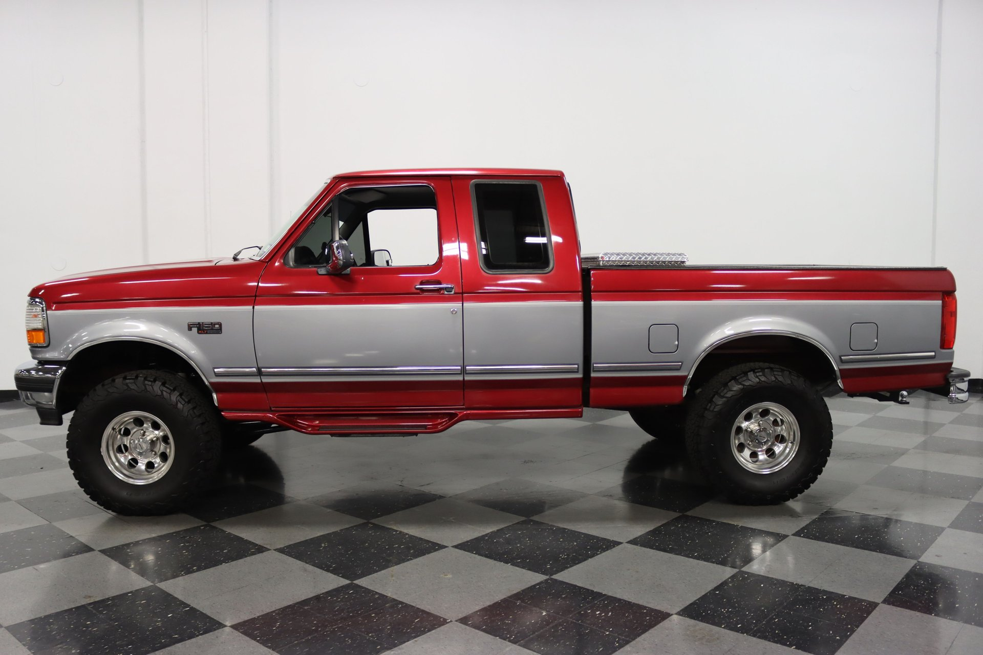 1995 ford f 150 xlt extended cab