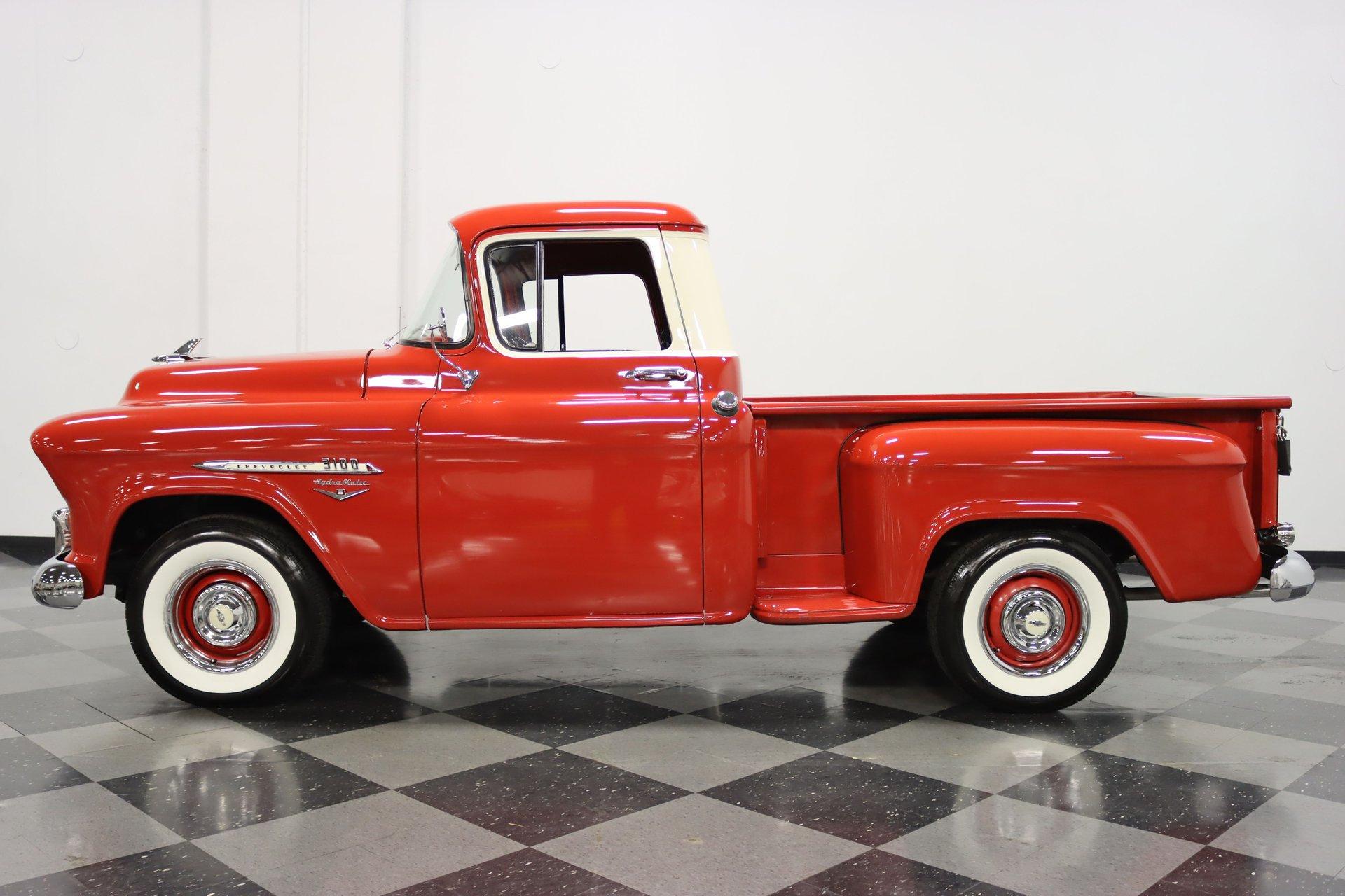 1955 chevrolet 3100 1 2 ton