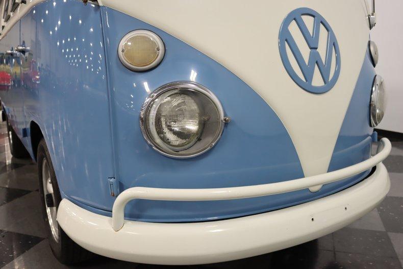 1967 Volkswagen Bus 68