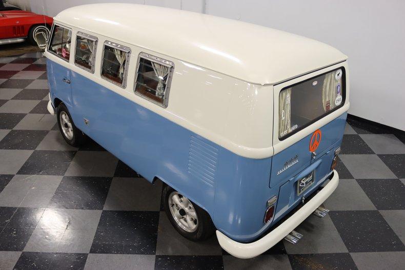 1967 Volkswagen Bus 73