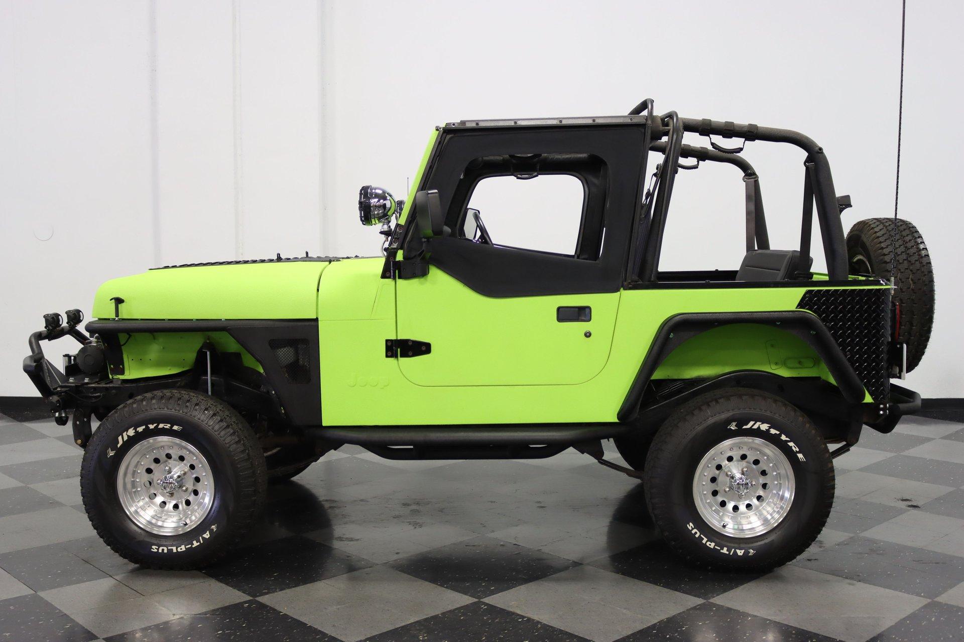 1994 jeep wrangler sport
