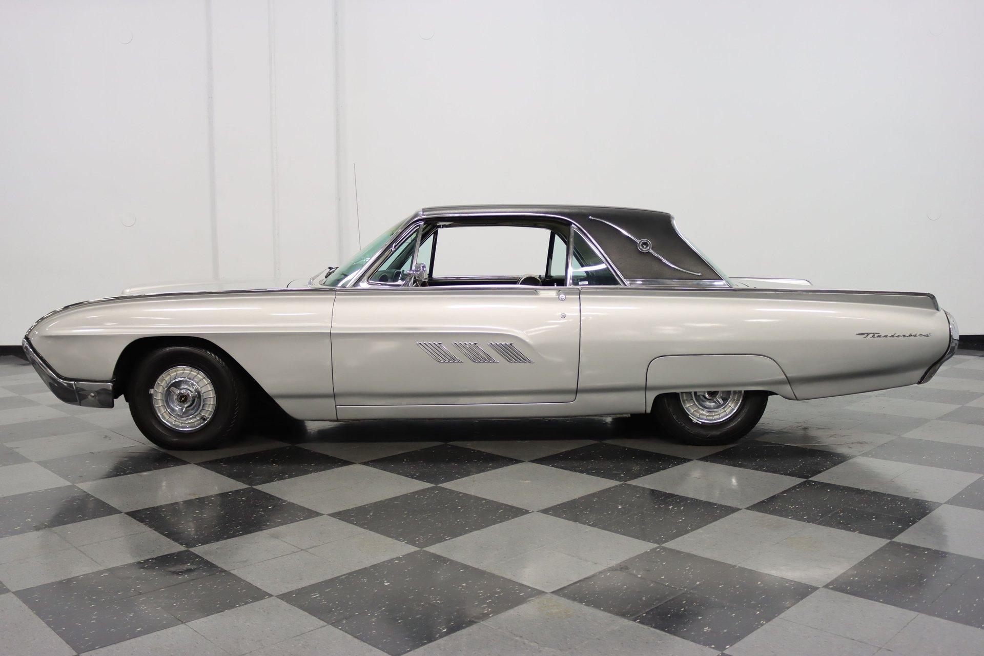 1963 ford thunderbird landau