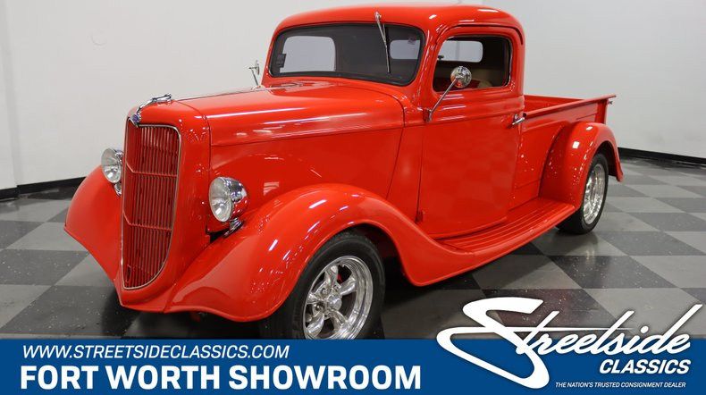 For Sale: 1935 Ford 1/2 Ton Pickup