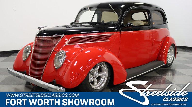 For Sale: 1937 Ford Tudor