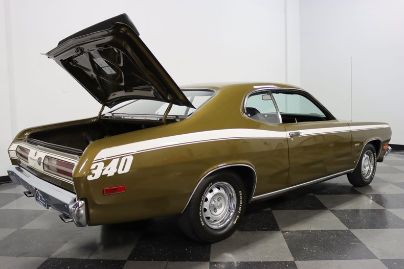 1972 Plymouth Duster 42
