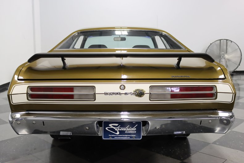 1972 Plymouth Duster 80