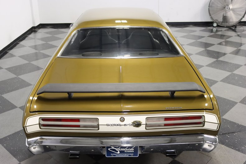 1972 Plymouth Duster 31