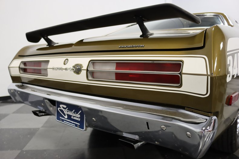 1972 Plymouth Duster 32